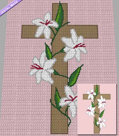 The Cross Crochet Pattern