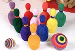 Bowling Set Crochet Pattern
