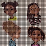 The Girls Crochet Pattern