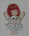 Angel Holding Puppy Crochet Pattern
