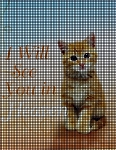 Heaven Kitty Crochet Pattern