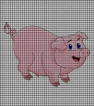Cute Little Pig Crochet Pattern