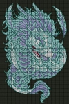 Queen Of Dragons Crochet Pattern