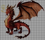 The Dragon Crochet Pattern