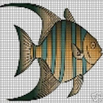 Angel Fish Crochet Pattern