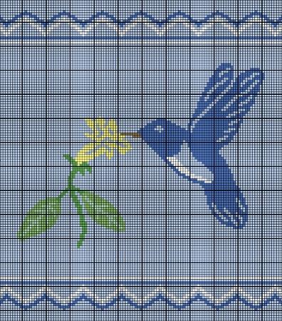 Ravelry: Amigurumi Hummingbird pattern by April Duclos   450x396