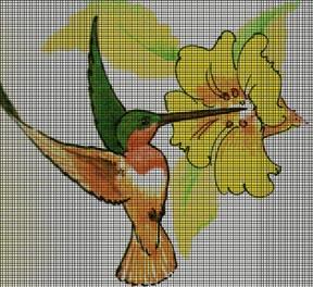 Pearly the Hummingbird Amigurumi Crochet Pattern   Hummingbird ...   264x288