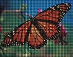 Pretty Butterfly Wings Crochet Pattern