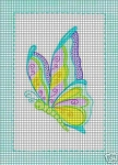 Princess Butterfly Crochet Pattern