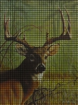 Buck whitetail Crochet Pattern