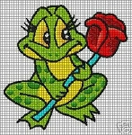 Lilly The Frog Crochet Pattern