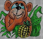 Monkey See Me Now Crochet Pattern