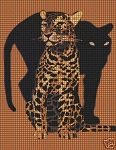 Panthers Crochet Pattern