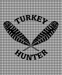 Turkey Hunter Crochet Pattern