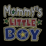 Mommy's Little Boy Crochet Pattern