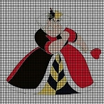 The Queen of Hearts Crochet Pattern