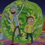 Rick & Morty Crochet Pattern