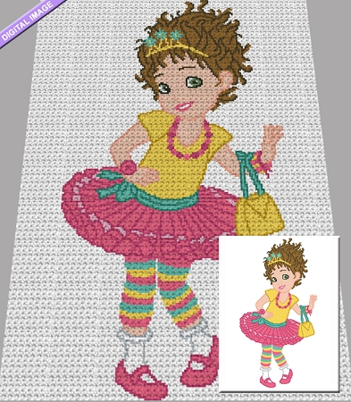 Fancy Nancy Crochet Pattern