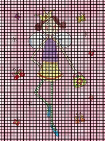 Fashion Fairy Crochet Pattern