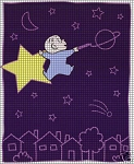 Harold & The Purple Crayon Crochet Pattern