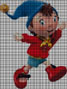 Noddy Crochet Pattern