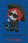 Ruby Gloom Crochet Pattern