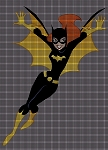 Batgirl - That's Me! Crochet Pattern