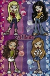 Bratz Bubbles Crochet Pattern