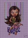 Bratz New Mini Crochet Pattern