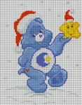 Bed Time Bear Holiday Crochet Pattern