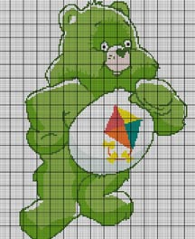 Care Bears Do It Yourself Bear Crochet Pattern