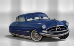 Cars - Doc Hudson Crochet Pattern