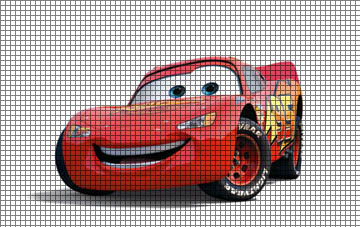 Military Vehicles For Sale >> Cars - Lightning McQueen Crochet Pattern
