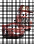 Cars - Lightning McQueen & Mac Crochet Pattern