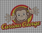 Curious George That's Me Crochet Pattern