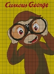 Curious George Crochet Pattern