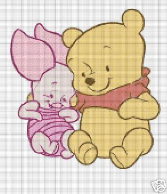 Pooh Friends Crochet Pattern Free Crochet Patterns