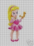 Baby Princess Aurora Crochet Pattern