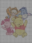The Winnie The Pooh Babies Crochet Pattern