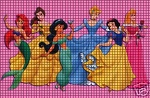Princess Dresses Crochet Pattern