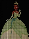 Princess Tiana 2 Crochet Pattern