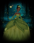 Princess Tiana 3 Crochet Pattern