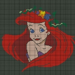 The Little Mermaid Crochet Pattern