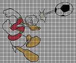 Soccer Duck Crochet Pattern