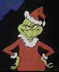 Grinch So You Think I'm Mean Crochet Pattern