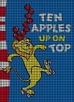 Ten Apples Up On Top Crochet Pattern