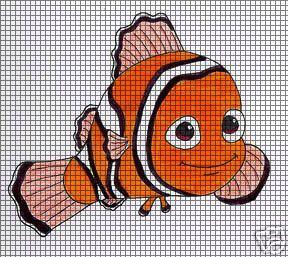 Crochet pattern of Nemo, clownfish PDF english by ternura amigurumi | 257x288