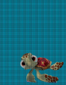 Squirt Crochet Pattern