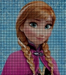 Anna Portrait Crochet Pattern