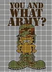You & What Army? Crochet Pattern